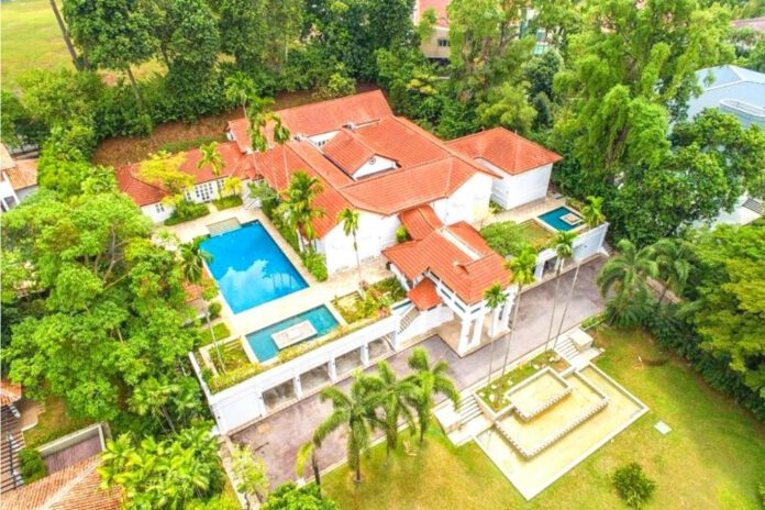 Nassim Road Mansion a Singapore