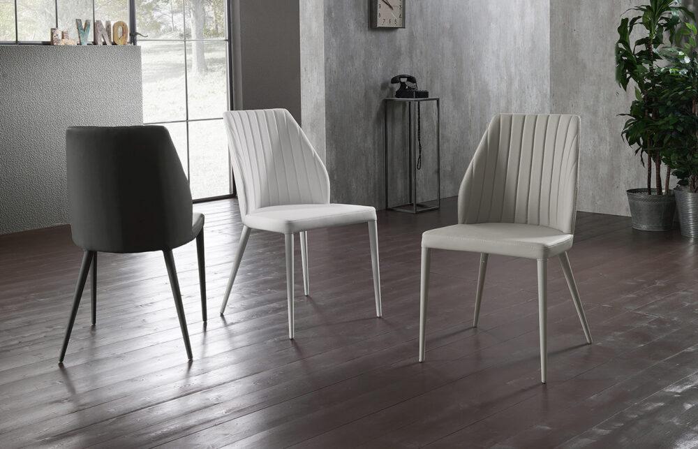 Sedie moderne: le ultime novità